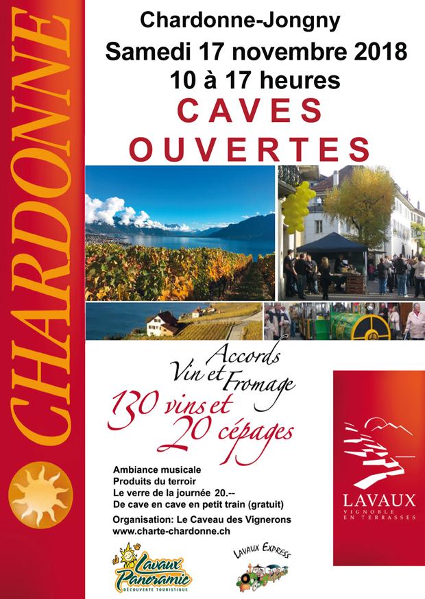 Caves portes ouvertes de Chardonne